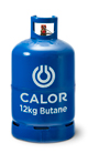 Calor Gas 12kg Butane Gas Bottle Cylinder Refill