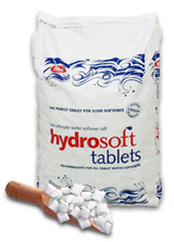 Hydrosoft Water Softening Salt Tablets 25kg